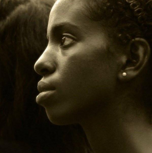 Etiópiából érkezett lány