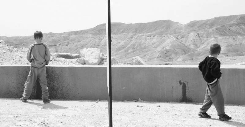 Sivatagi öntözés