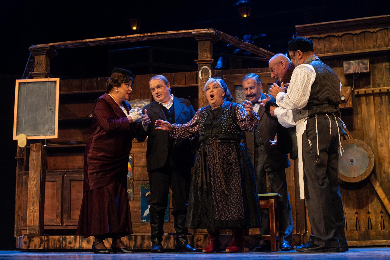 Izraelben a Budapesti Operettszínház - Fotó: Bea Bar Kallos / Izraelinfo