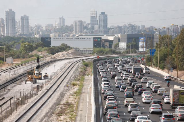 Vasútépítés és közlekedési dugók