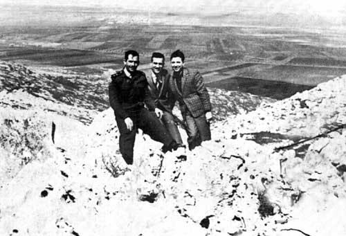 Eli Cohen a Golá-fennsíkon - fotó: Wikipédia