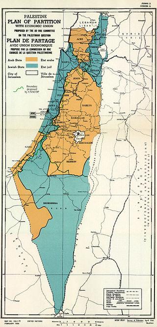 Az ENSZ felosztási terve - wikipédia