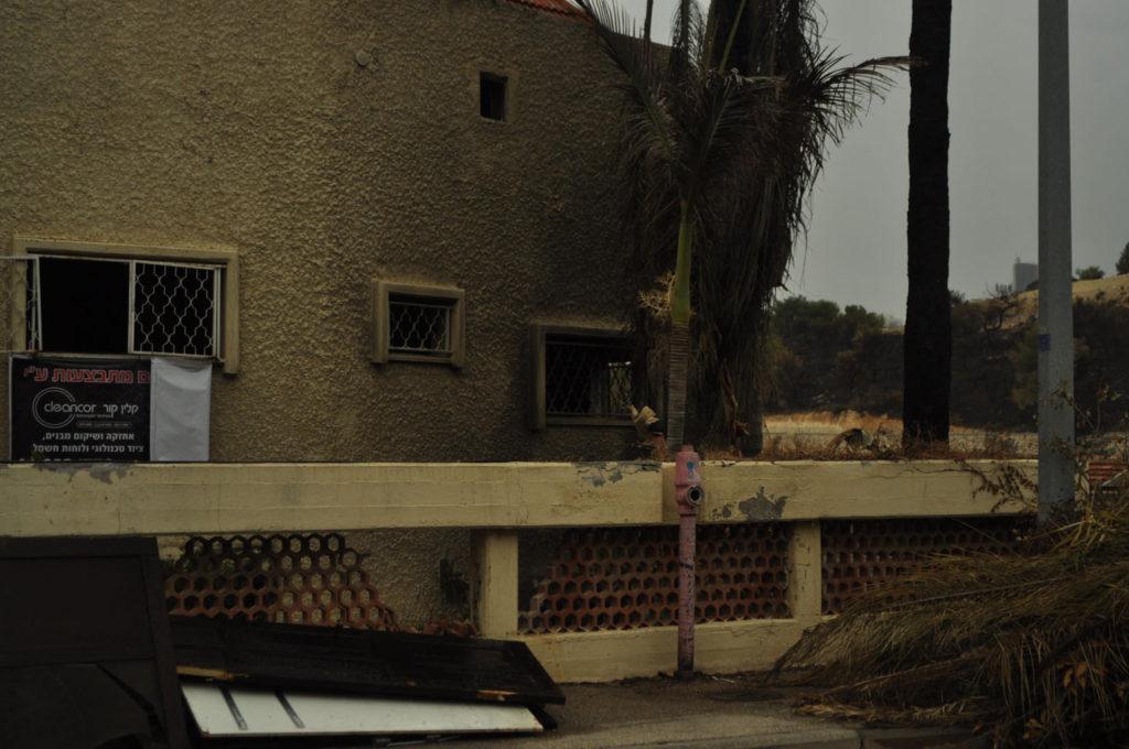 Kiégett ház