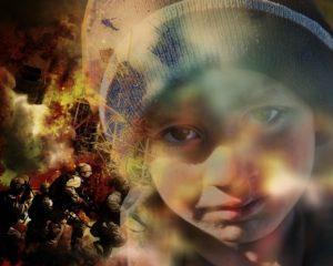 Gyerek a háborúban