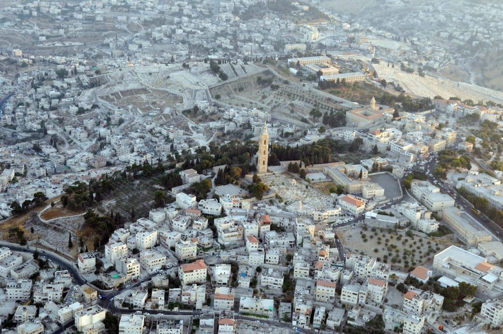 Kelet Jeruzsálem, 2008 - fotó: Amos Ben Gershom / GPO