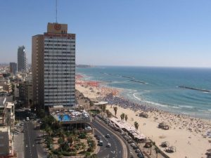 Sheraton Hotel, Tel Aviv - fotó: Ilana Shkonik / Wikipédia