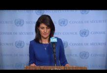 Amerikai ENSZ nagykövet