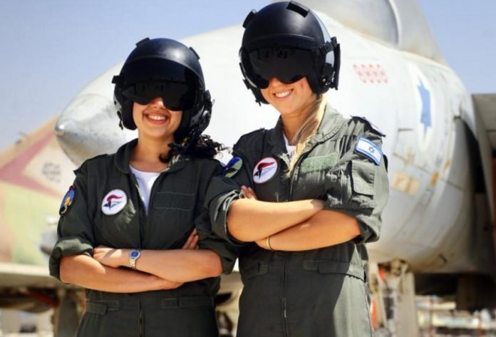 izraeli pilótanők-1
