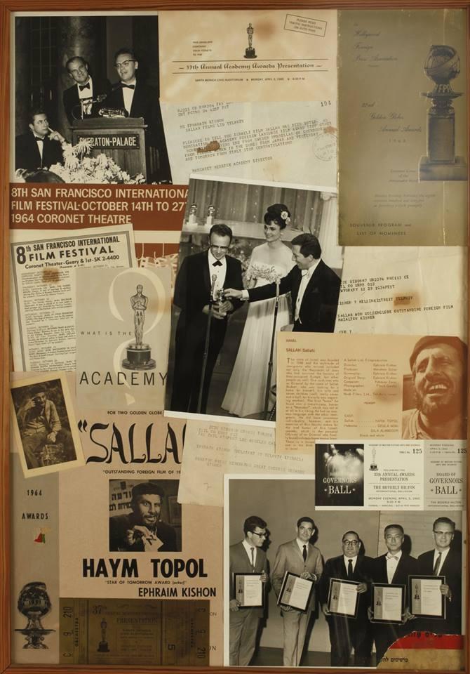 Golden Globe tabló