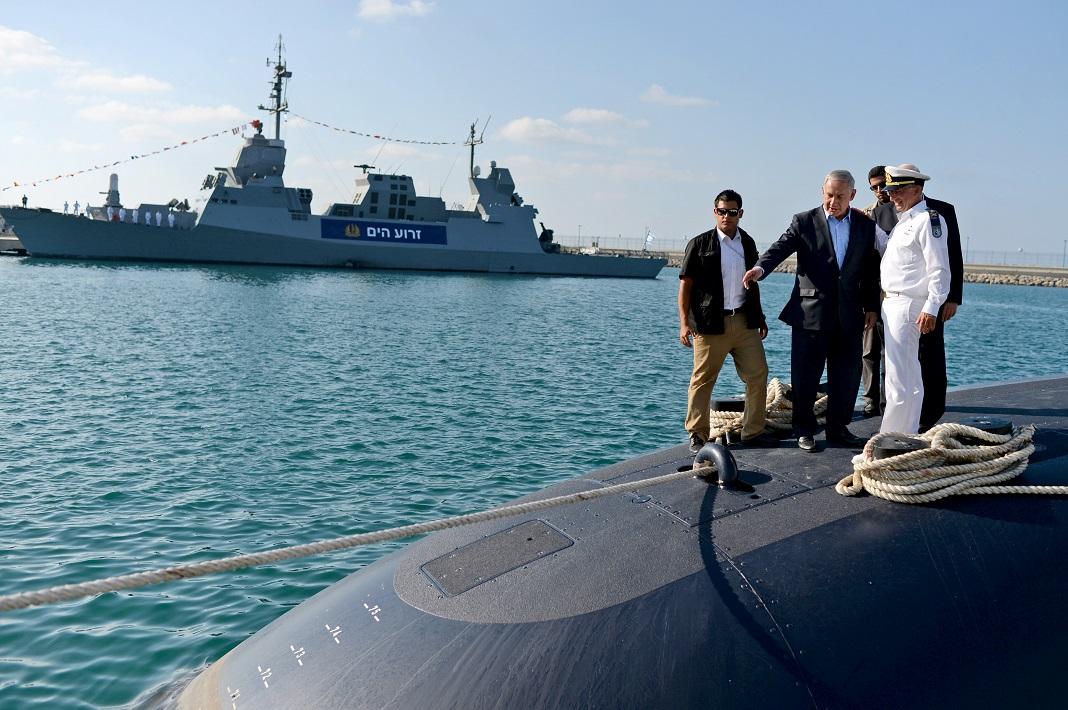 Az izraeli házelnök megsemmisítette a döntést a tengeralattjáró-vásárlások kivizsgálásáról