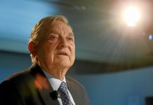 Soros György - fotó: Mirko Ries / World Economic Forum / Flickr