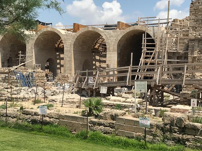 izraelinfo caesarea cezarea turista hetiszakasz (6 of 13)