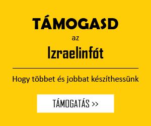 Támogasd az Izraelinfót!