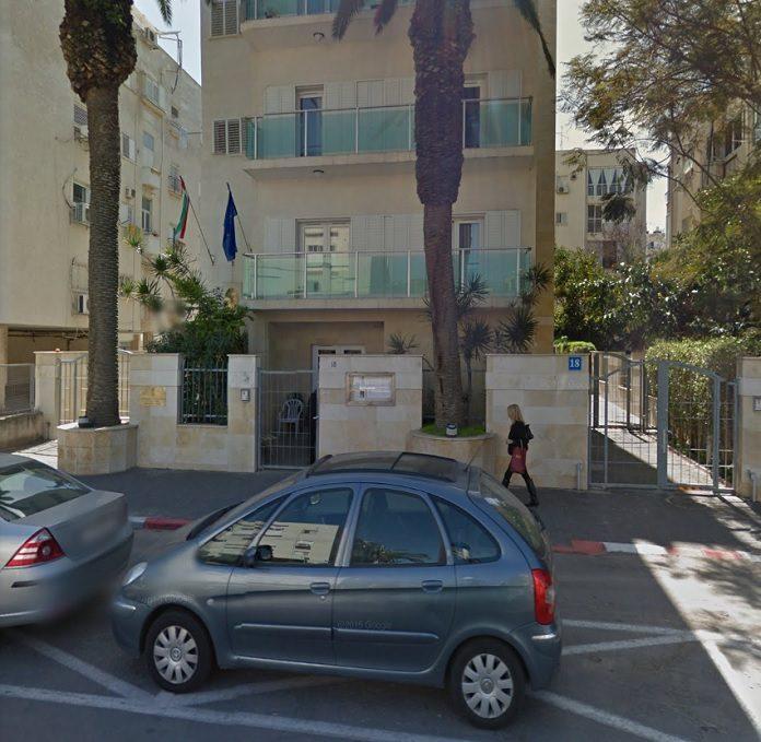 izraeli magyar nagykovetseg tel-avivban