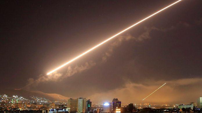 Izraeli gépek támadtak damaszkuszi célpontokat a szírek szerint