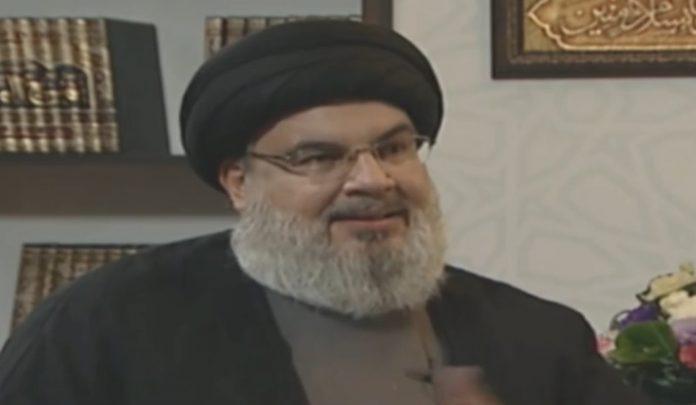 haszan naszrallah sejk a hezbollah vezetoje libanonban