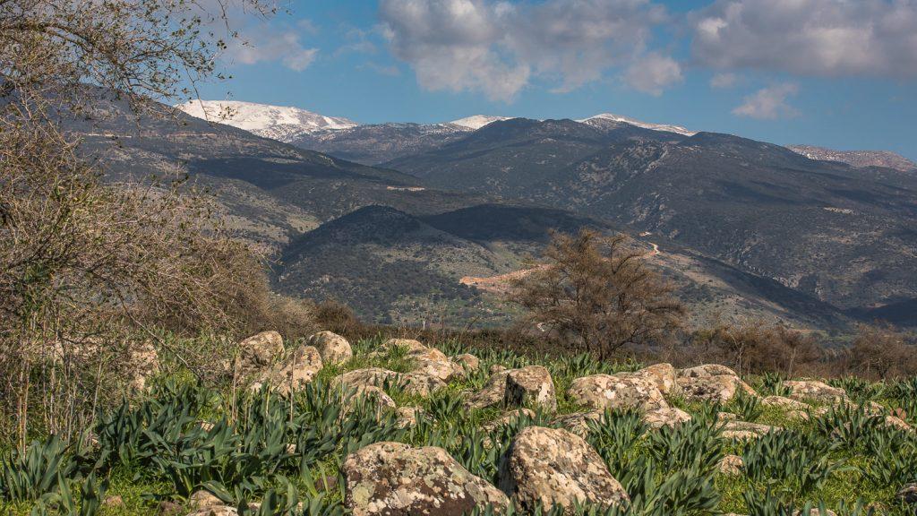 A hegy orma Hermon szilagyi ildiko