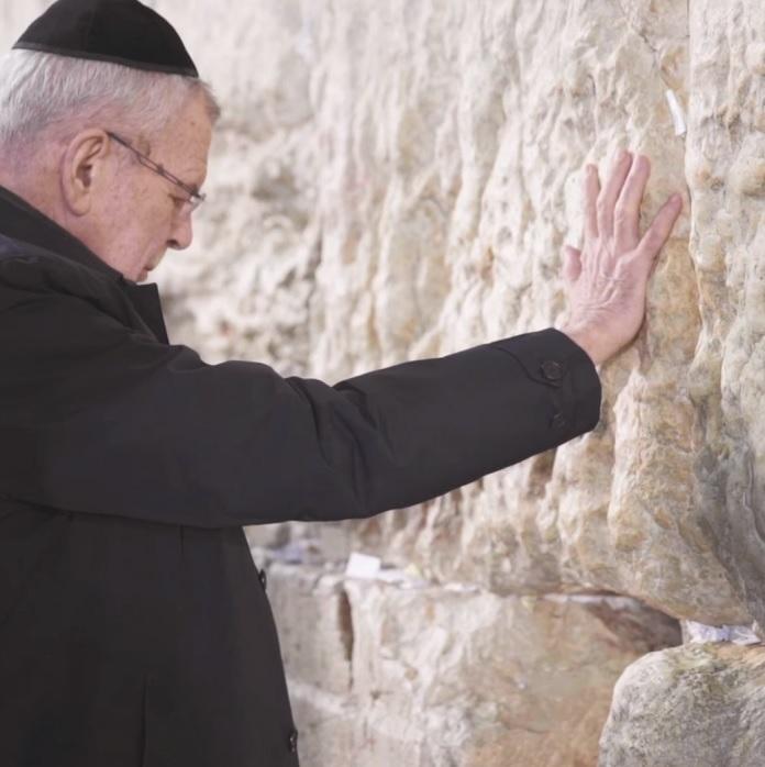 Alexander Van der Bellen ausztria jeruzsalem siretofal