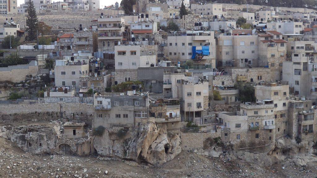 Kelet-Jeruzsalem retegei - zagon judit