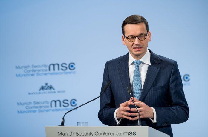 Mateusz_Morawiecki lengyel miniszterelnok