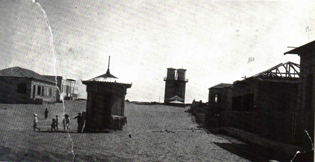 tel aviv 1911
