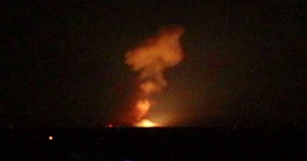 Izraeli gépek megtámadtak egy katonai bázist Szíriában