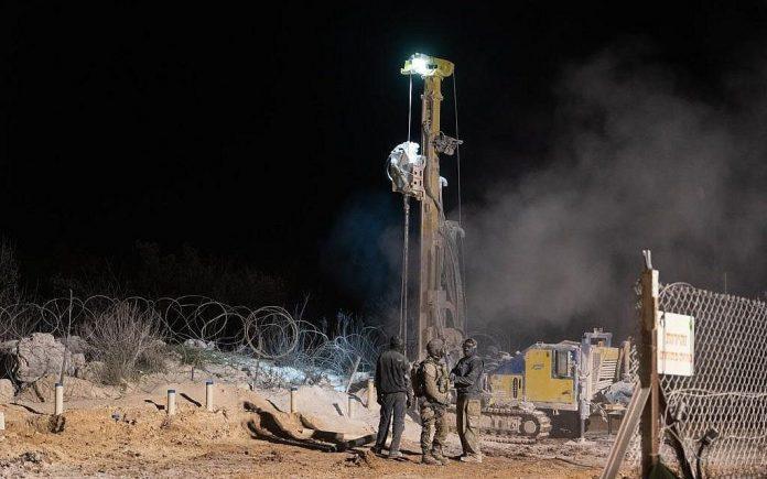 hezbollah alagut izraeli katonak este hatar libanon