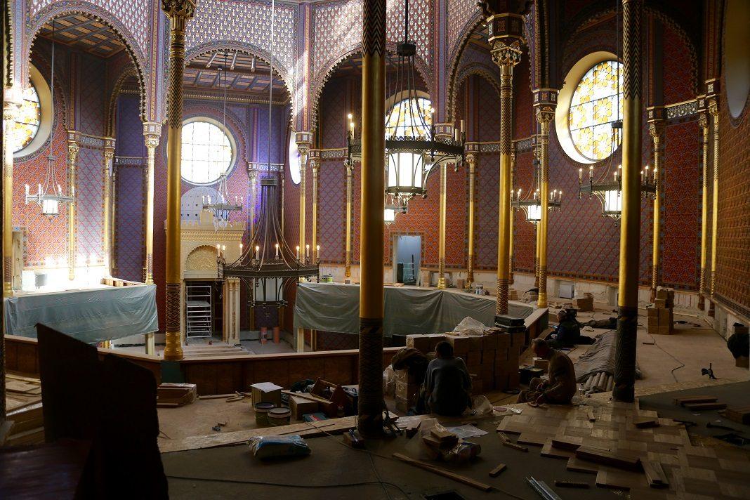 rumbach zsinagoga felujitas_5