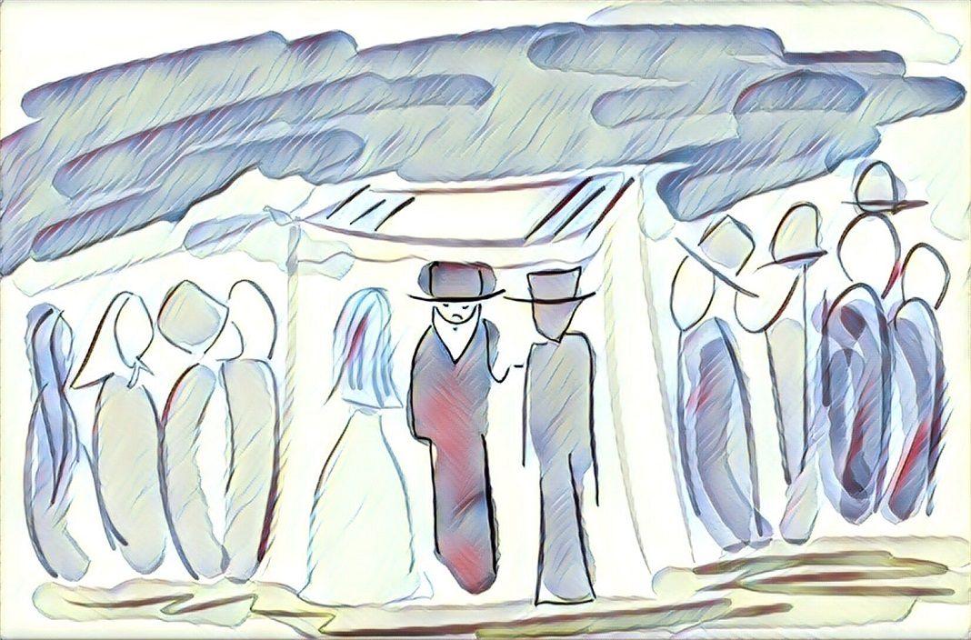Borgula grafika Salamon Sara