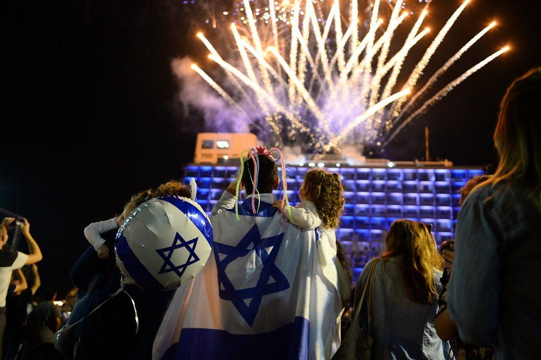 Izrael népessége 9 millió fő, a világ zsidóságának 45%-a él az országban