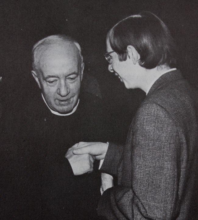 Prof. Dr. Nikolaus Adler, római katolikus pap
