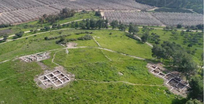 Megtalálták a bibliai Ciklág filiszteus város maradványait (ide menekült Dávid király Saul király elől)