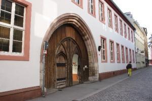 A Martinus Könyvtár, Mainz, Németország