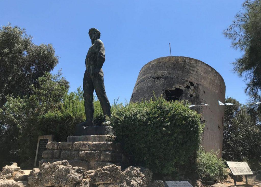 A hatalmas Anilevics Jad Mosrdechájban - fotó: a szerző