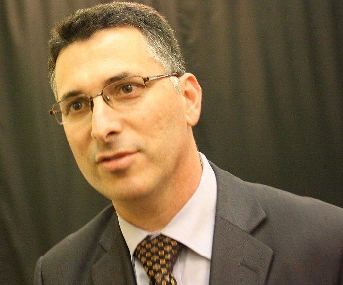 Gideon Szaár - fotó: Levy dudy / Wikipedia