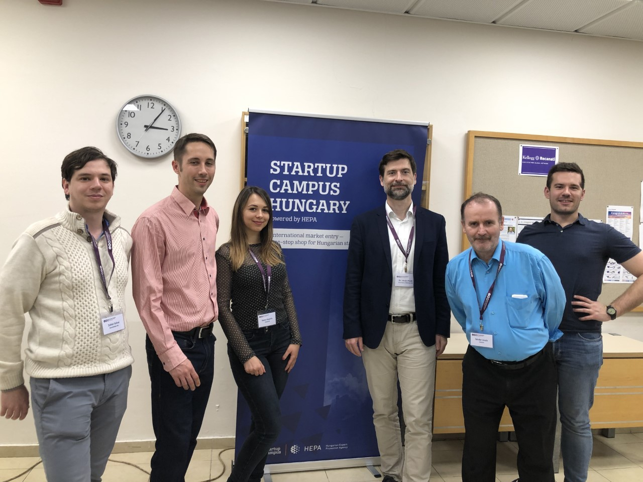 Magyar orvostechnológiai high tech cégek jártak továbbképzésen Izraelben