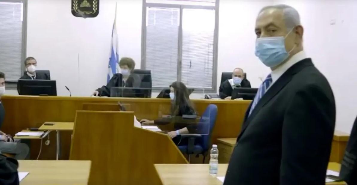 Február 8-ra tűzték ki a vádlott Netanjahu korrupciós perének elnapolt tárgyalását