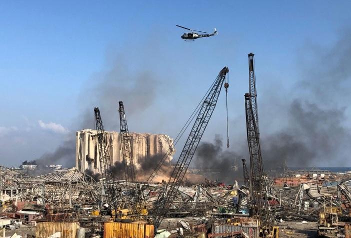 Izrael segítséget ajánlott Libanonnak