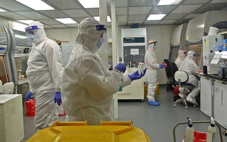 1 másodperces szuper-olcsó koronavírus-teszt készül Izraelben