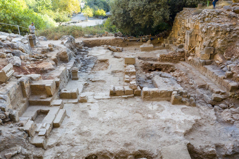 Korai keresztény templom maradványaira bukkantak Észak-Izraelben