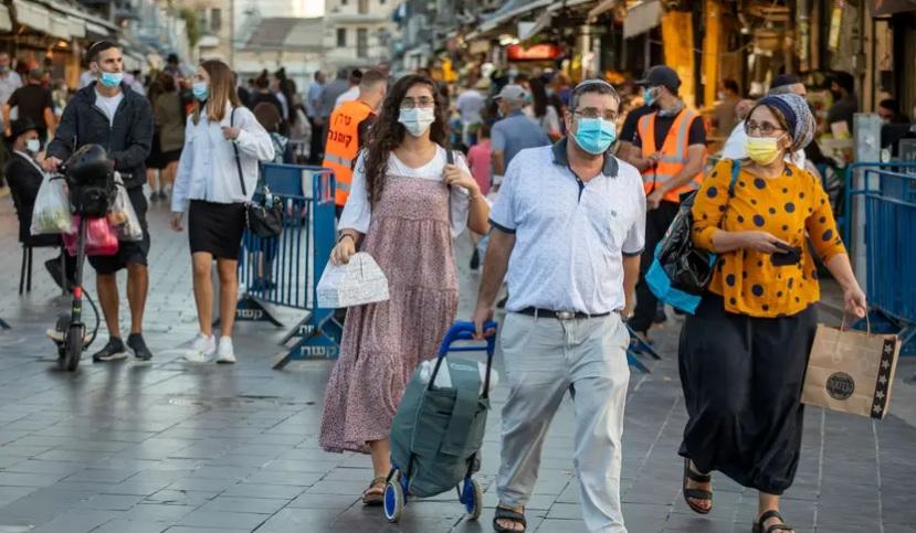 Tovább csökken a koronavírus Izraelben • Minden oktatásban dolgozót letesztelnek