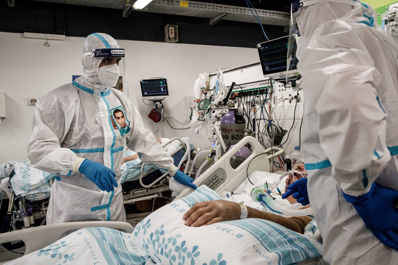 Izraeli orvosok napja
