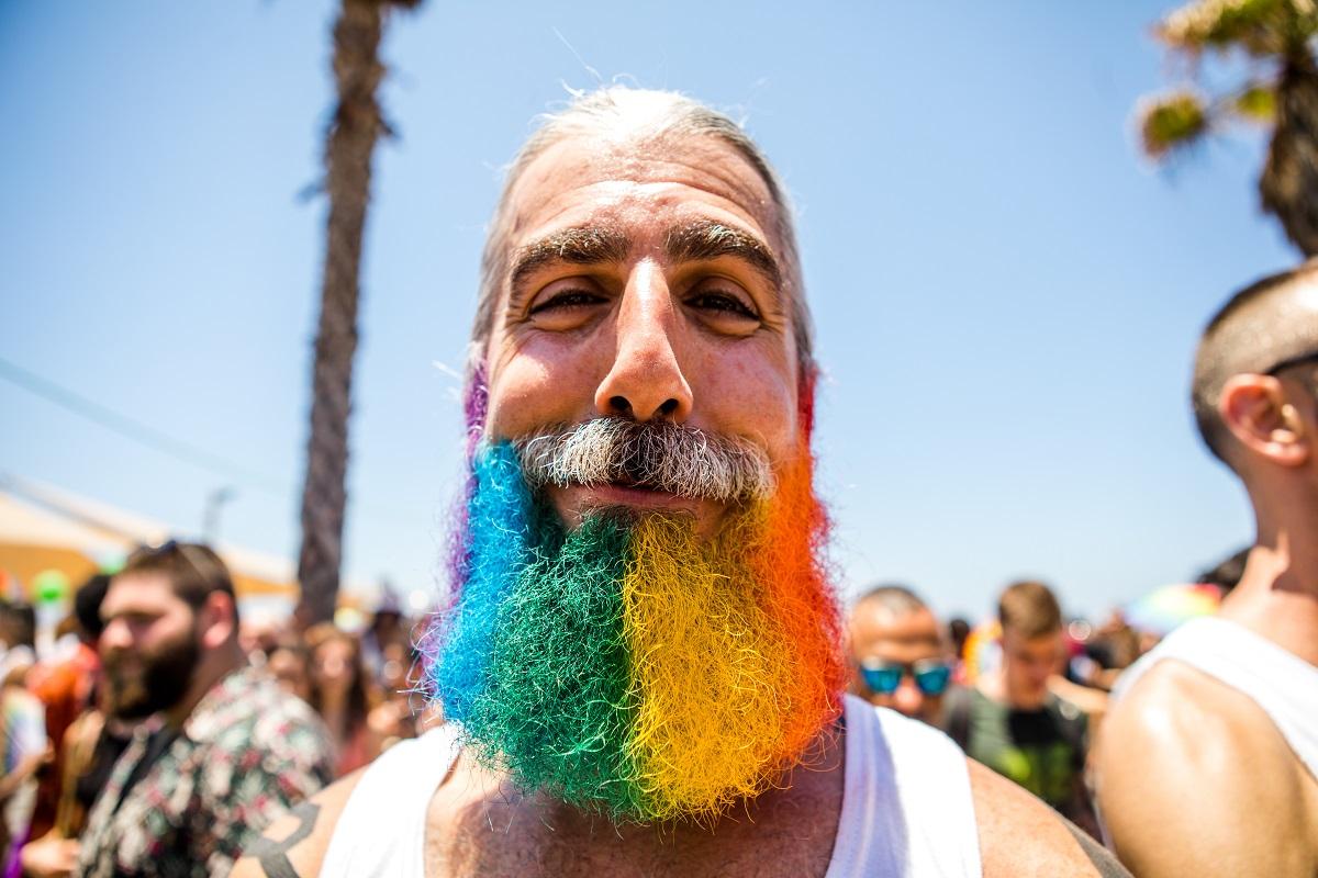 Magyar büszkeség a tel-avivi Pride-on
