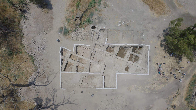 """Rejtélyes okokból """"eltemették"""" az Apostolok templomát egy középkori földrengés után"""