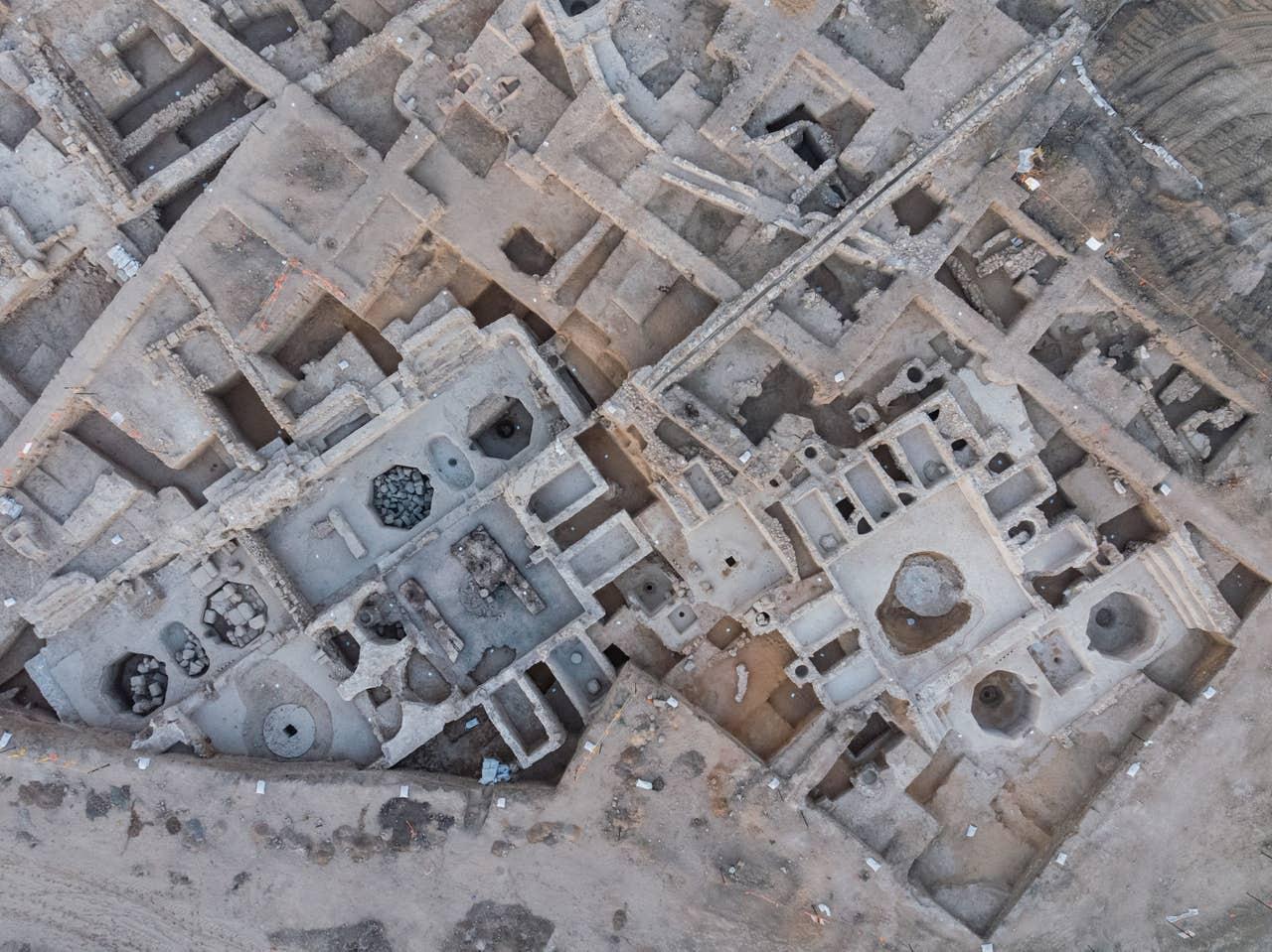 A bizánci birodalom legnagyobb borászatát tárták fel Izraelben